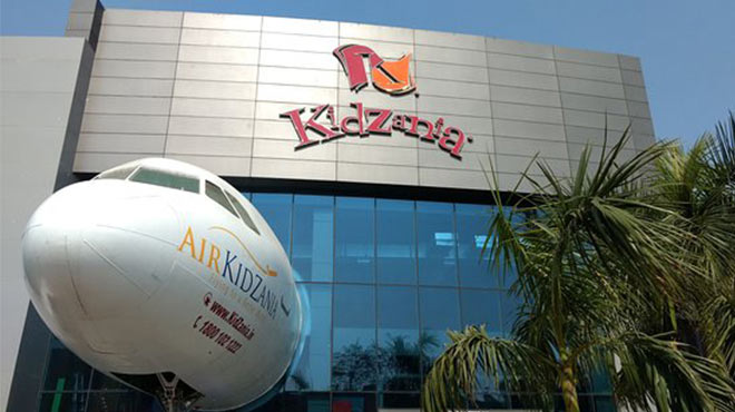 Kidzania Delhi Ncr in Noida – Find Ticket Price, Entry Fee and
