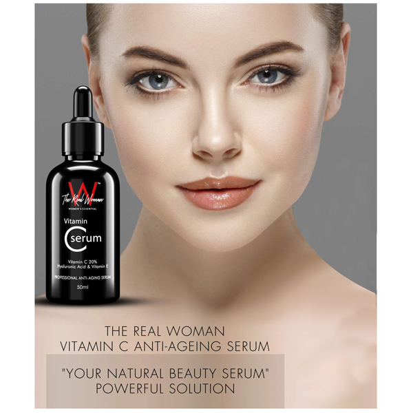Buy The Real Woman Professional Anti-Aging Vitamin C Serum