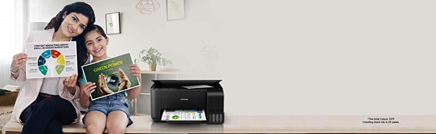 Epson L3110 Multi-function Inktank Printer